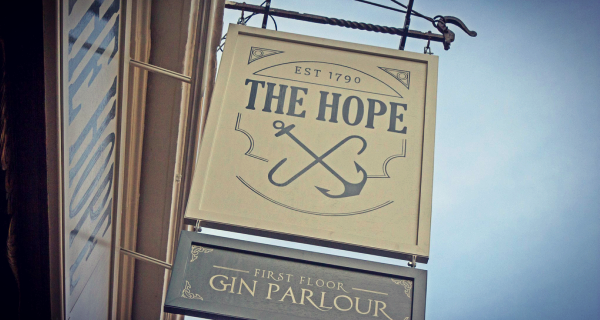 gin parlous, the hope
