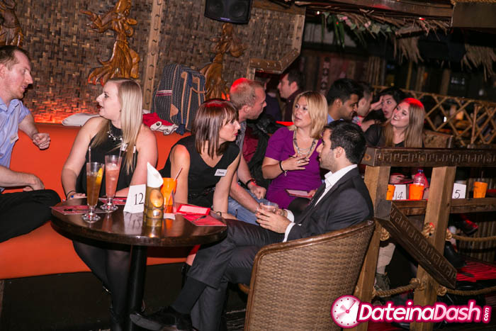 Femme speed dating london