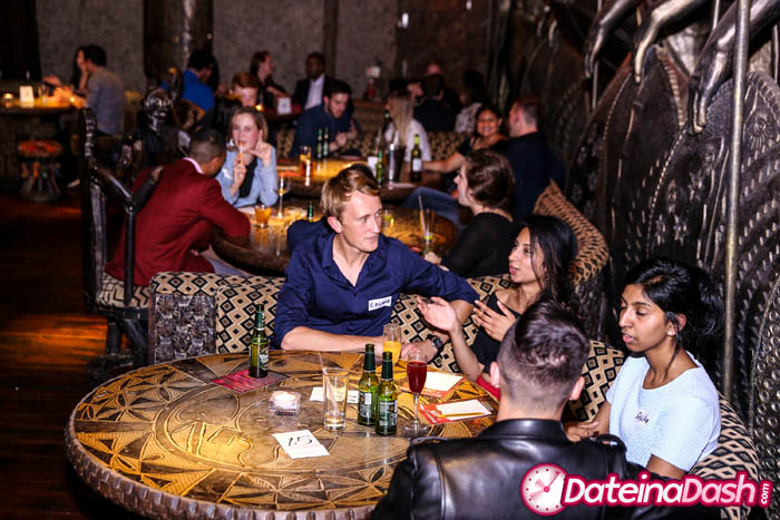 21 speed dating london