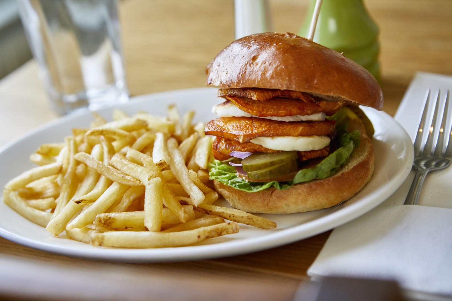 Фото блюд ресторанов америки выпуском
