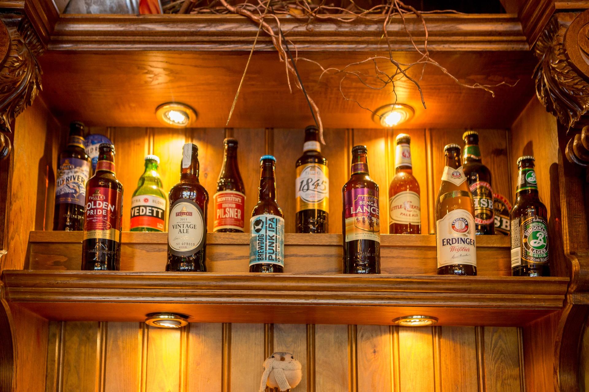 Hookup bar london - Interiors