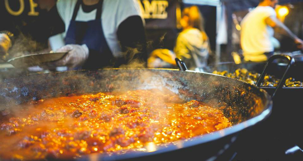 Why Birmingham is the best City in the World - Street Food