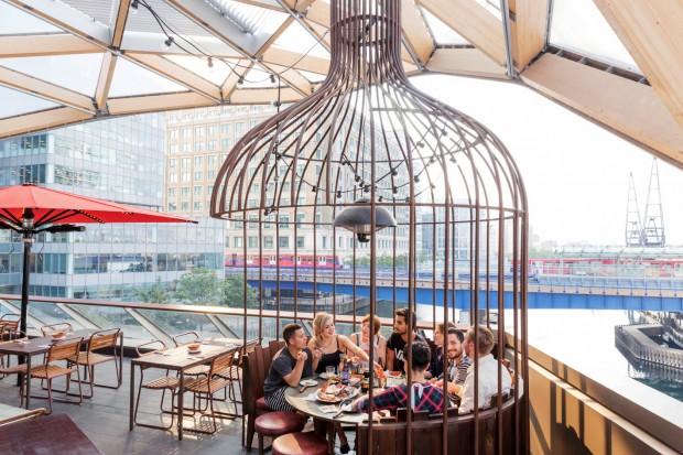 Big Easy Canary Wharf London Restaurant Reviews