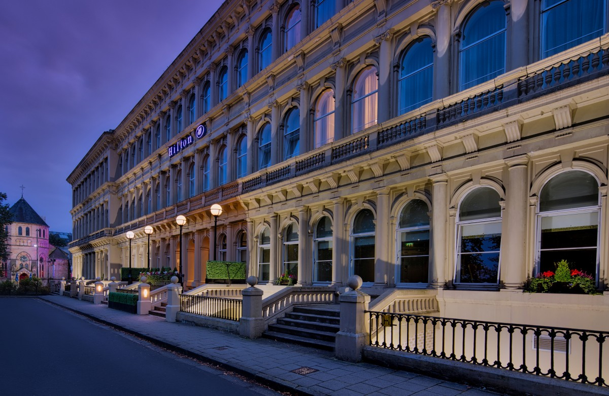 Hilton Glasgow Grosvenor Glasgow Venue Reviews