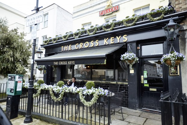 Cross Keys photo