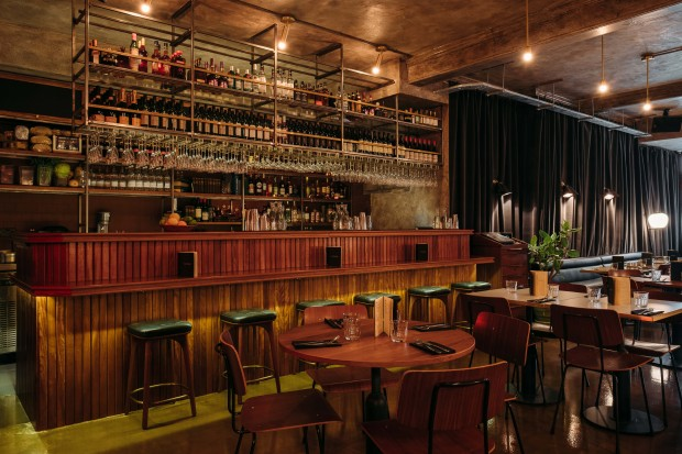 Restaurants Denman Street London