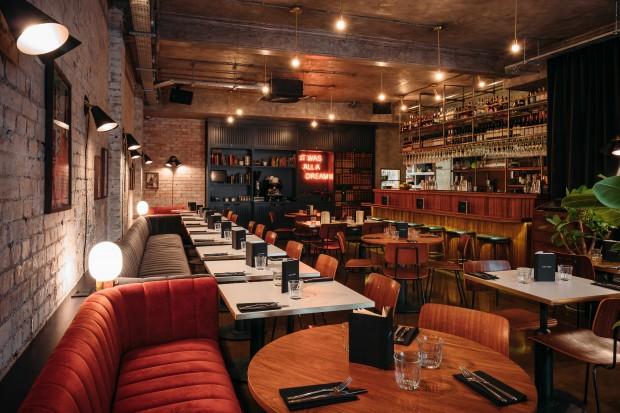 Dirty Bones Soho London Restaurant Reviews Designmynight