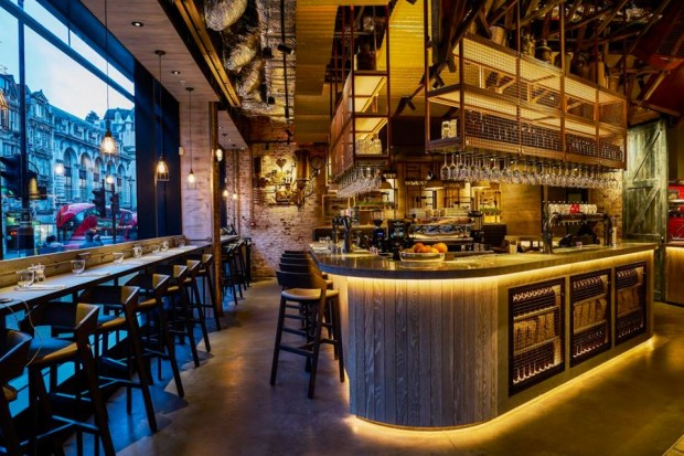 Duck Amp Waffle Local Piccadilly London Restaurant Reviews