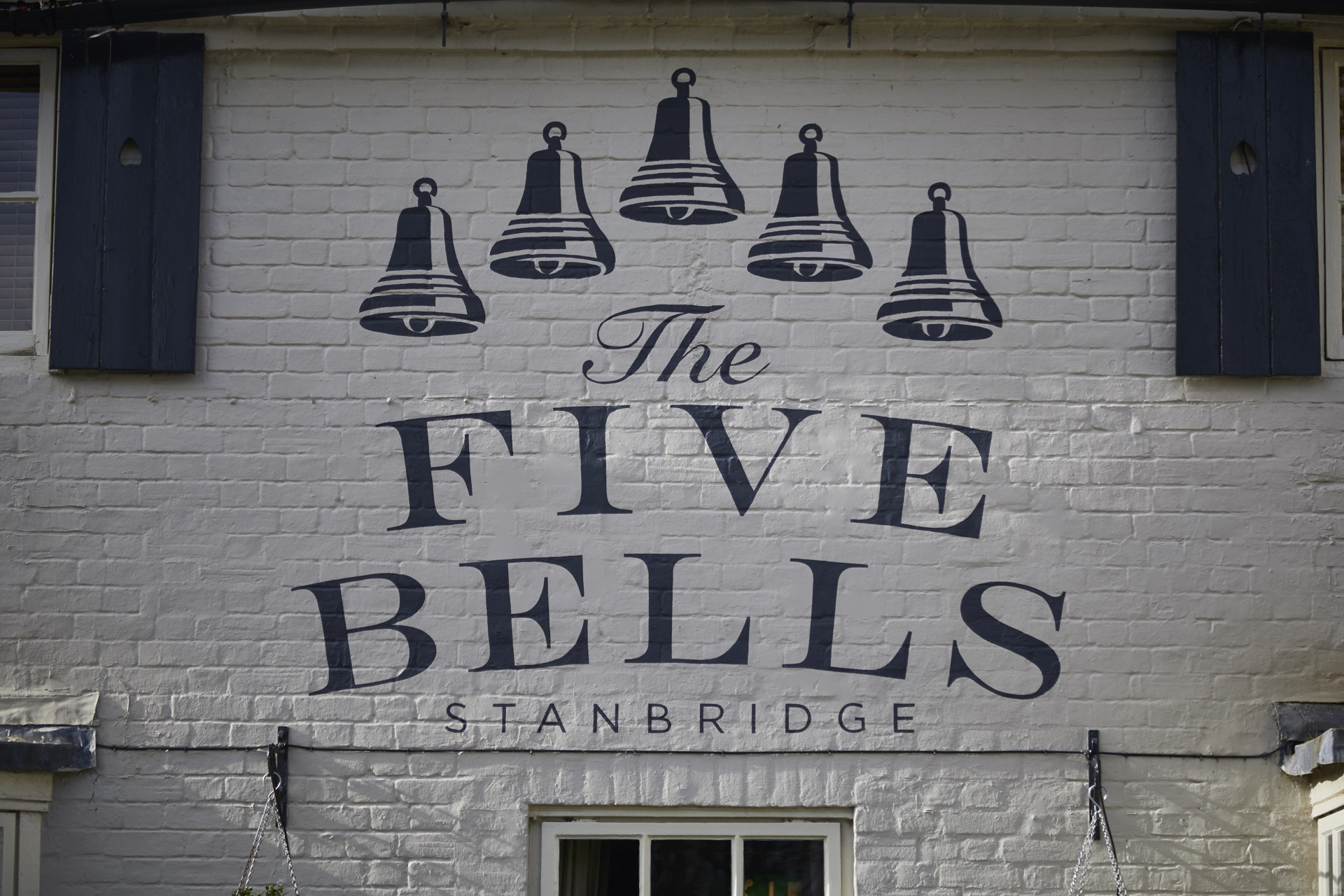 The Five Bells, Stanbridge - Merry Wives of Windsor