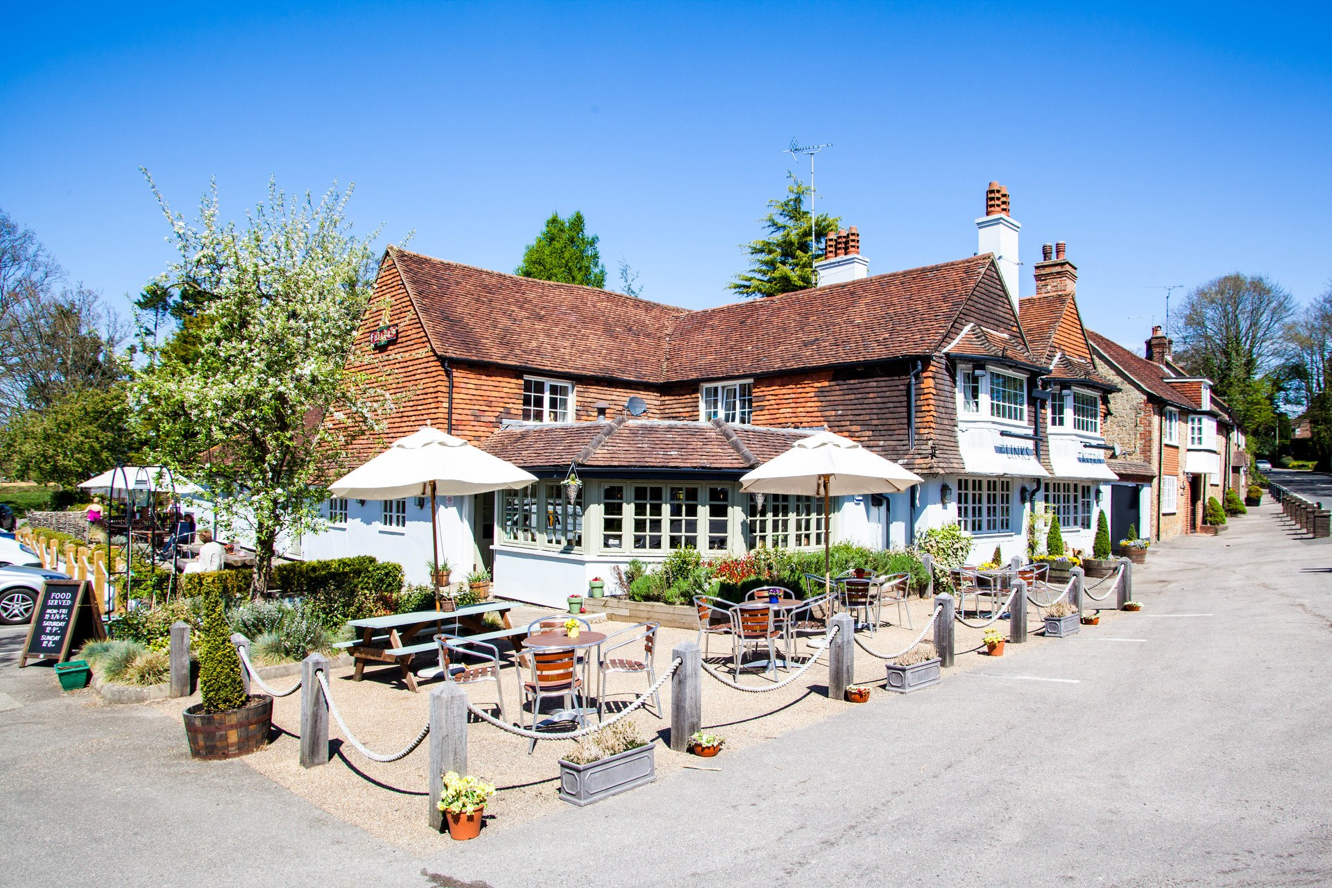 The Links Tavern, Liphook - As You Like It