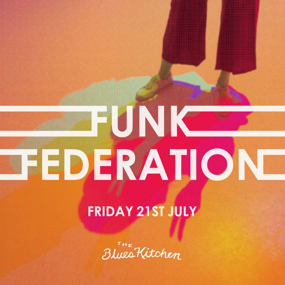 FUNK FEDERATION: THE FUTURE SHAPE OF SOUND