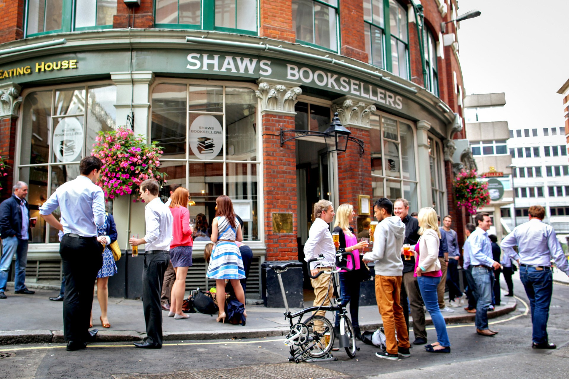 Shaws Booksellers