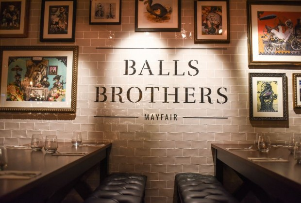 Balls Brothers Mayfair Exchange photo