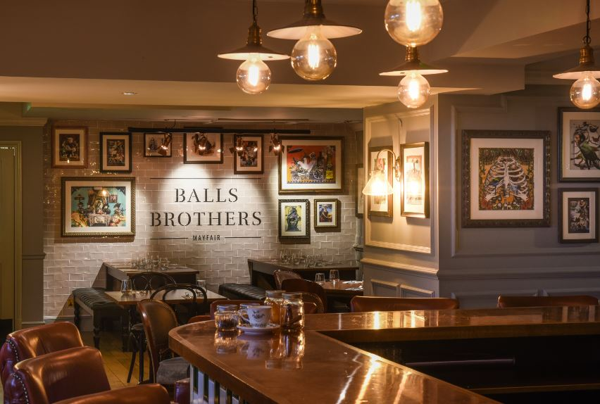 Balls Brothers Mayfair