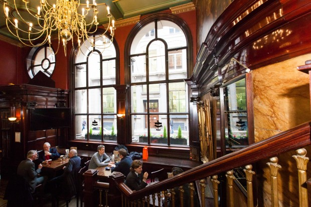 The Counting House Bank City Of London Pub Reviews