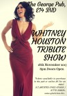 The George will always love you - Whitney Houston Tribute night.