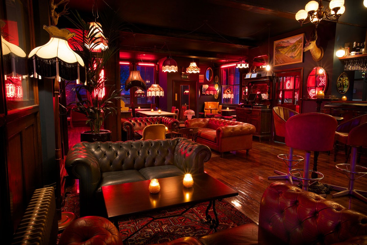 Nottingham bars clubs pubs and events designmynight