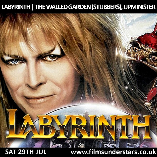 FILMS UNDER STARS LABYRINTH