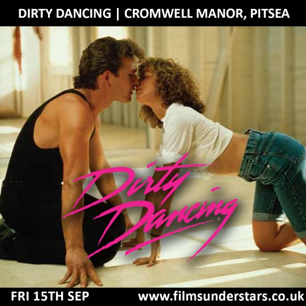 FILMS UNDER STARS DIRTY DANCING