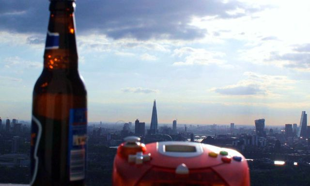 Retrotainment: Sky High Retro Gaming, Drinks & More....400ft UP!