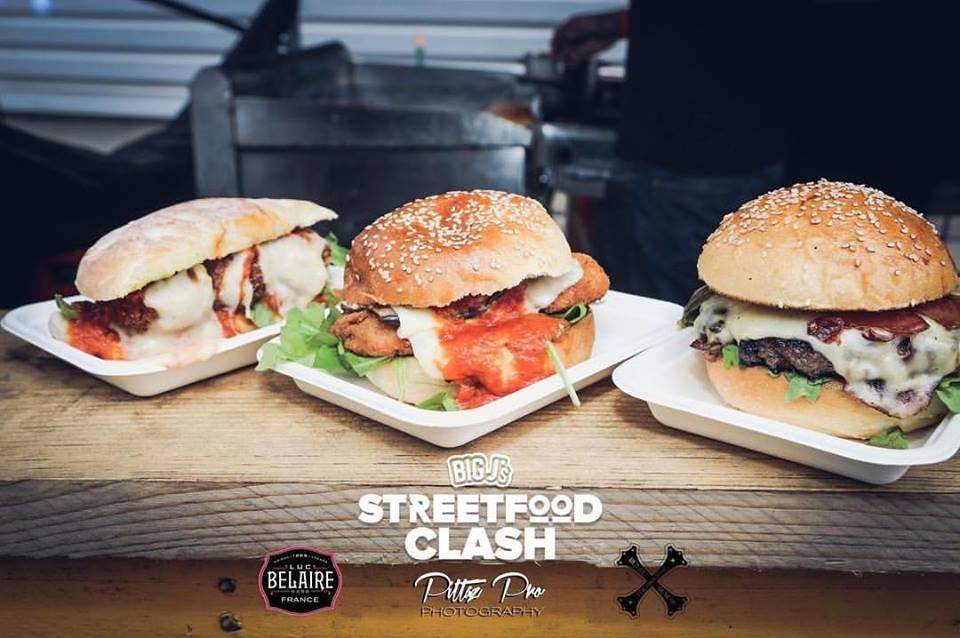 Big J's StreetFood Clash - Summer Closing Party!