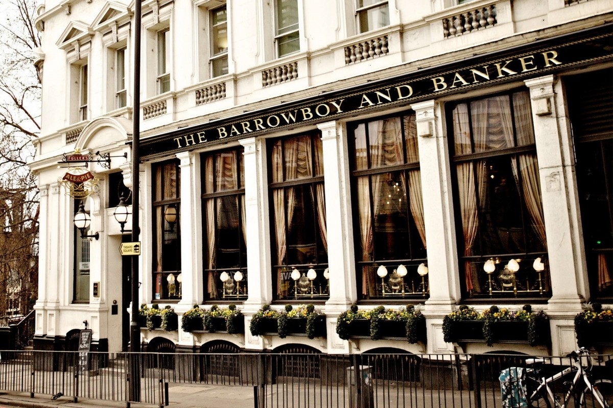 Bank Westminster Restaurant Review