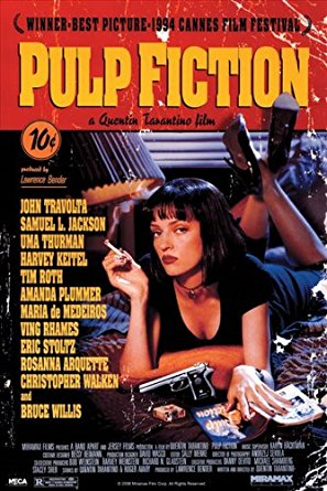 Open Air Screening of Pulp Fiction