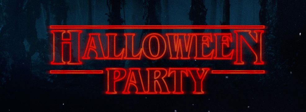 Even Stranger Things halloween party