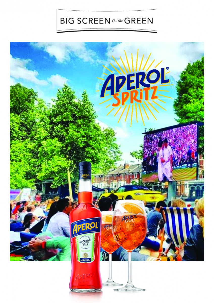 Wimbledon Tennis, Live Music & 'Top Gun' film | Big Screen on the Green 2017
