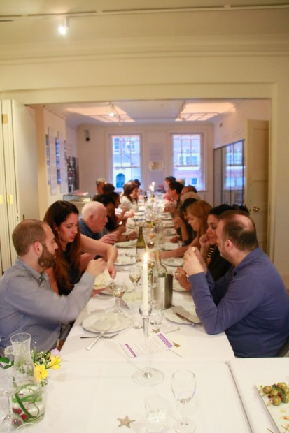 'Persian Autumn Feast' – Saturday 30th September 2017 - BYOB!