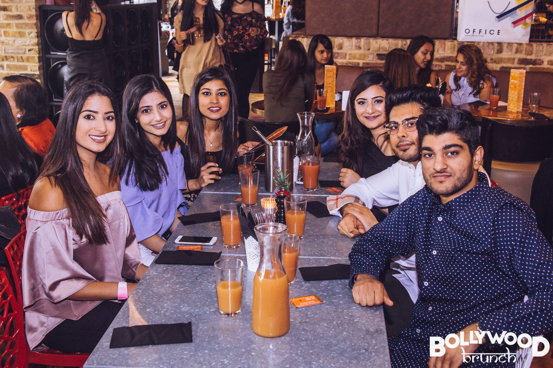 The Bollywood Brunch - 21st July