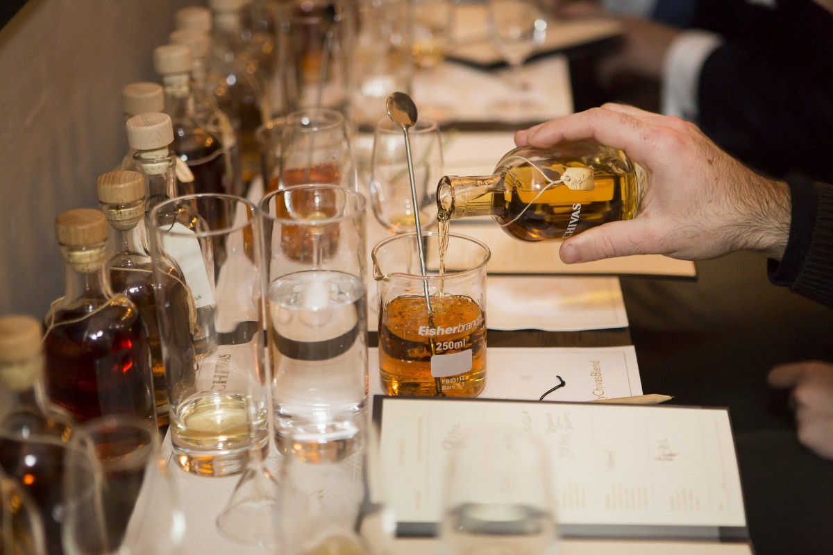 The Art of Blending with Chivas Regal