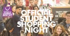 Coventry's Official Student Shopping Night 2017