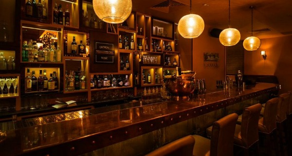Demon, Wise and Partners Basement Bar Review