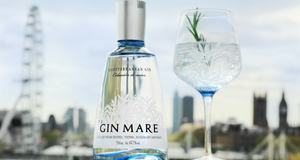 Gin Mare Med Rooftop London