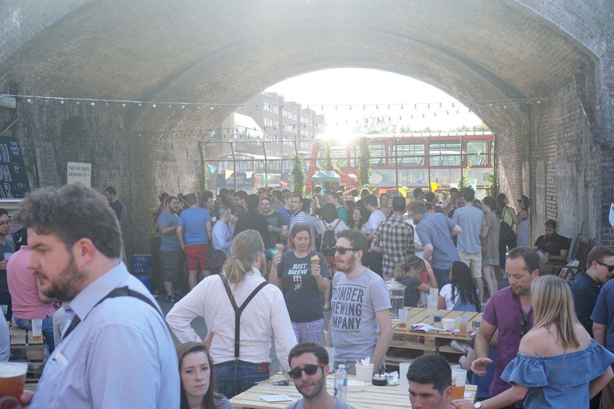 London Beer City Closing Party