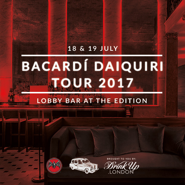 Bacardi Daiquiri Tour