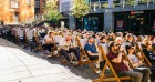 Watch classic films in the sun at the Outdoor Street Food and Film Festival