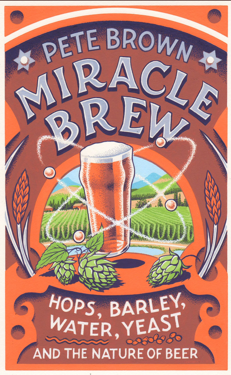 Pete Brown - Miracle Brew Book Signing + Beer Tasting Session