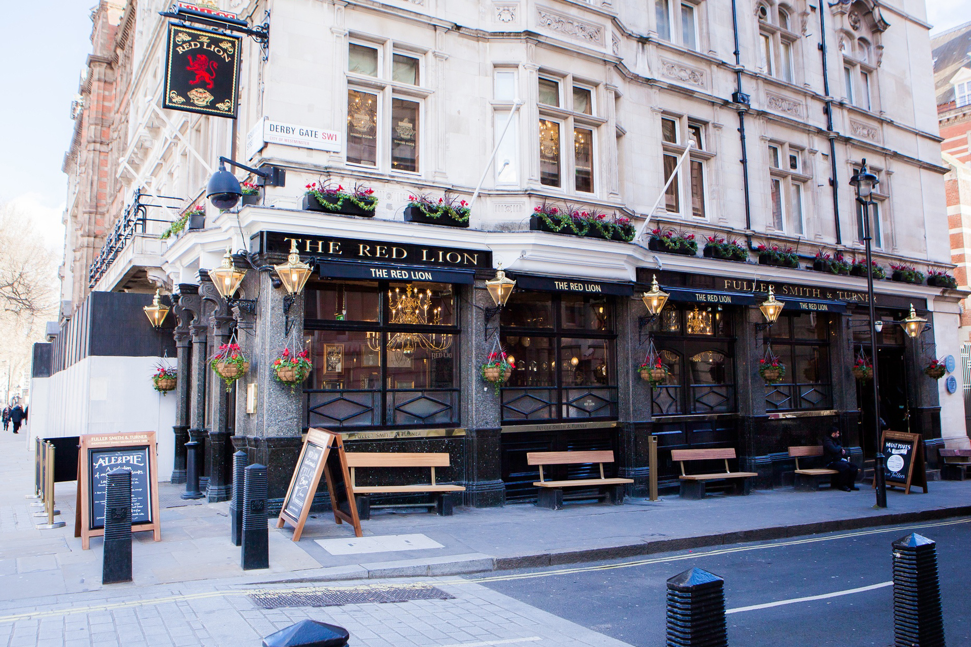 Red Lion Westminster