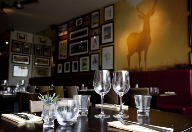 Whisky rooms edinburgh restaurant review