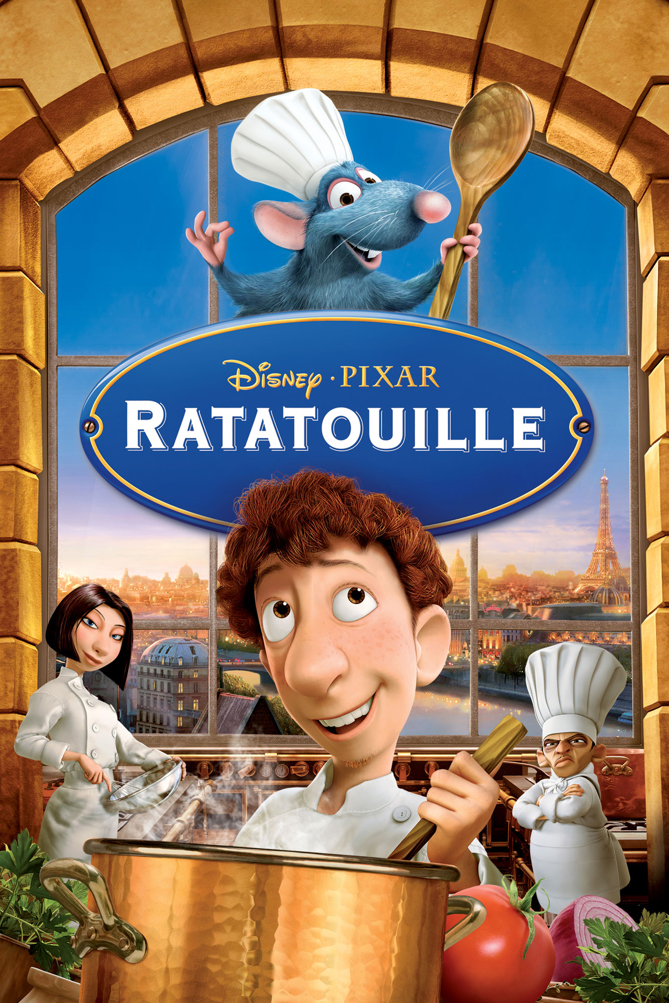 Kids Open Air Screening of Ratatouille