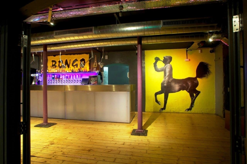 bongo club edinburgh club review designmynight