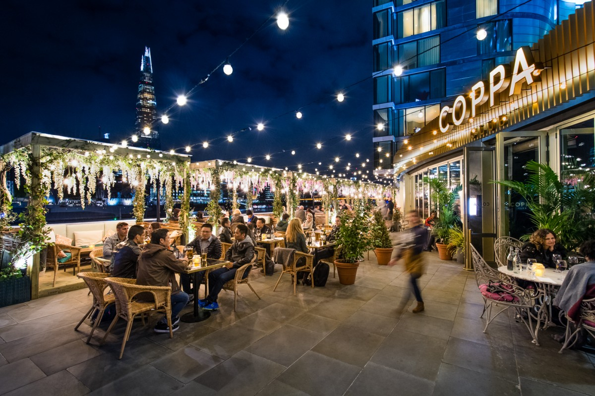 Where To Drink Outside In London Alfresco Drinking In London Designmynight