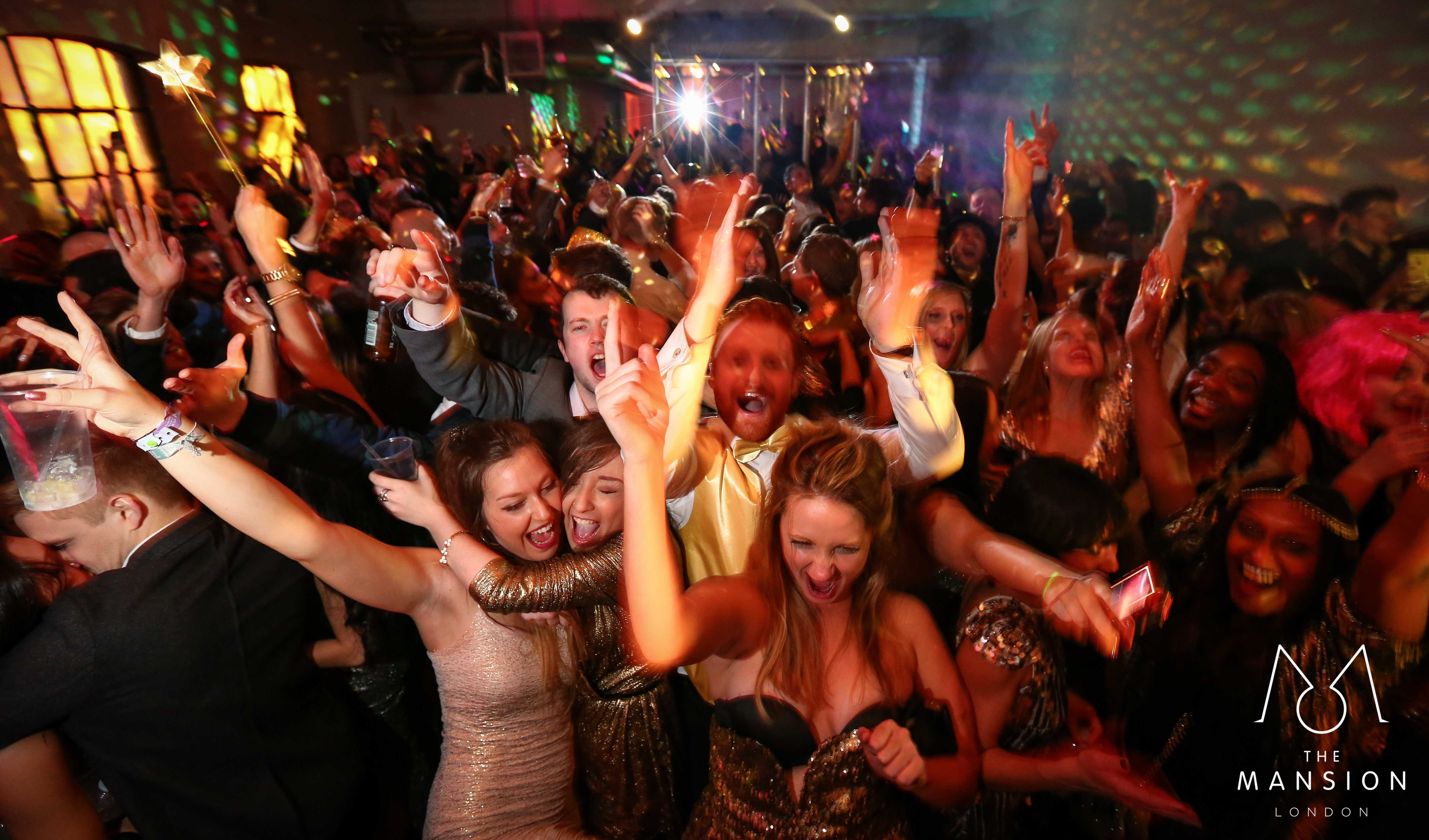 New Year At The Red Mansion London New Years Eve Party