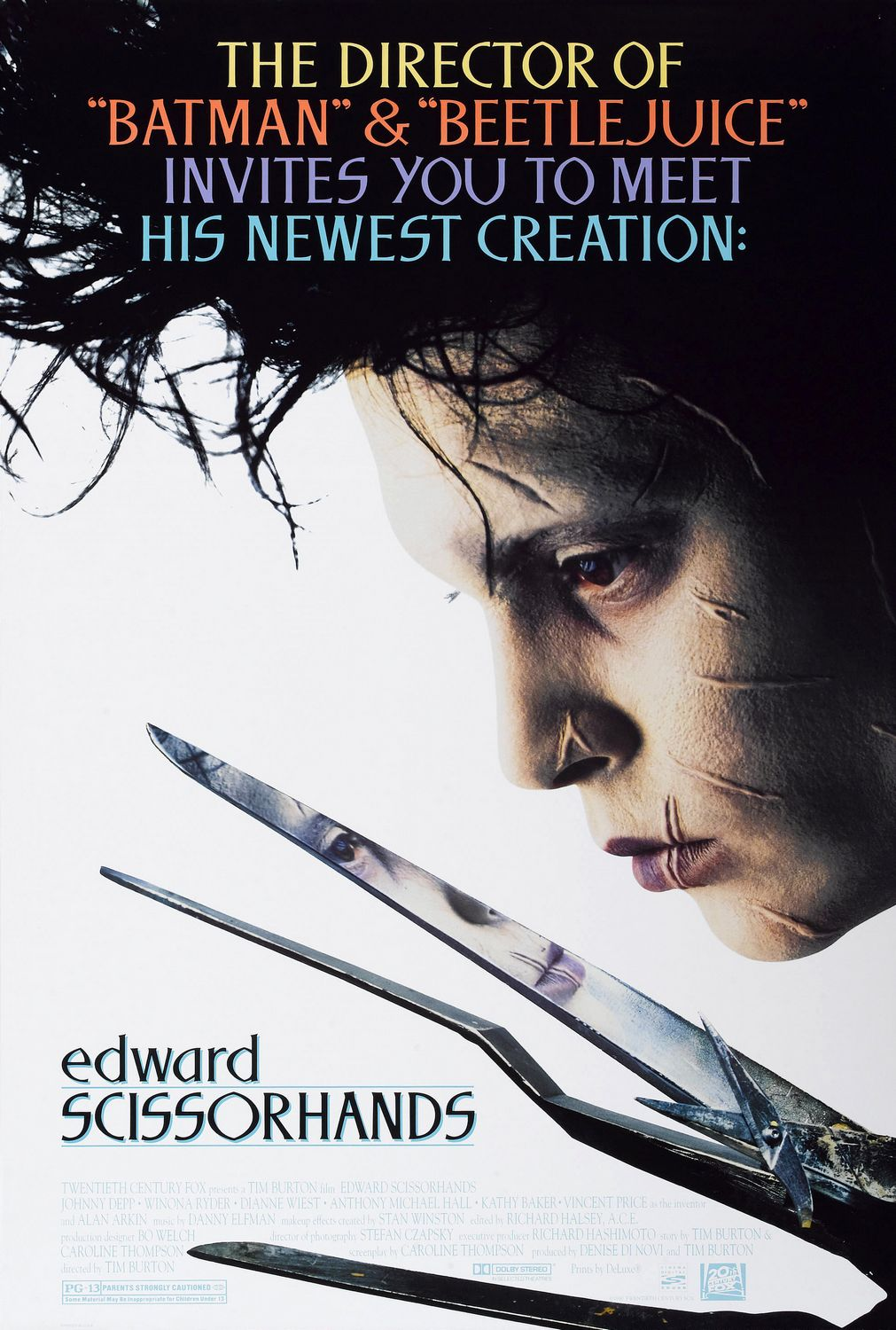 Open Air Screening of Edward Scissorhands
