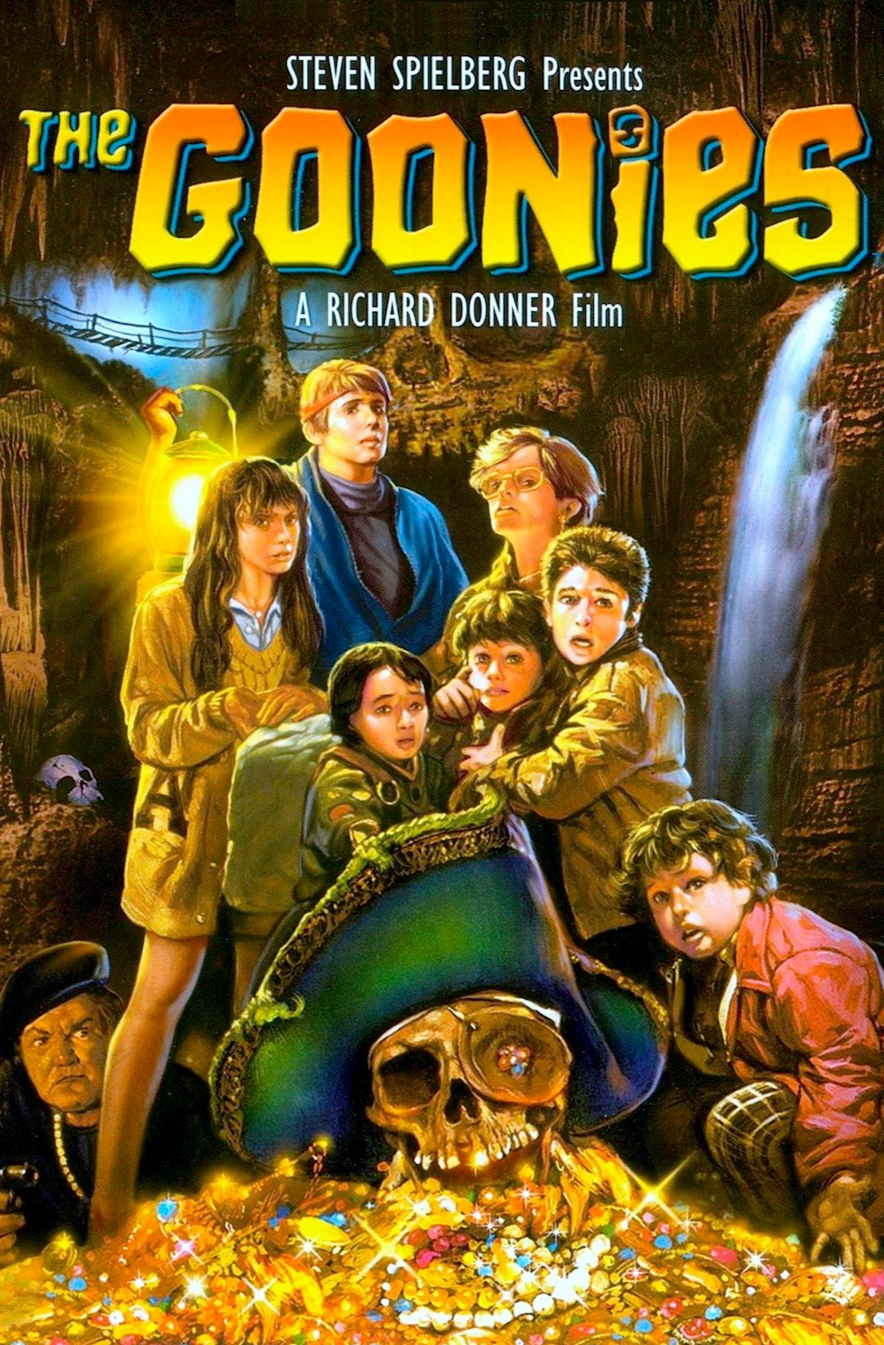 Open Air Screening of The Goonies