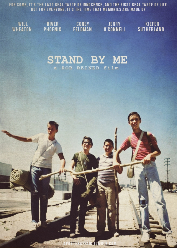 Open Air Screening of Stand By Me