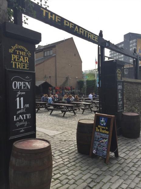 The Peartree Edinburgh Edinburgh Pub Review Designmynight