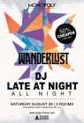 Wanderlust Bank Holiday Special 6AM